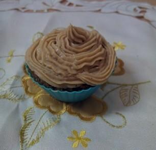 Cupcakes marron de Judith Passildas