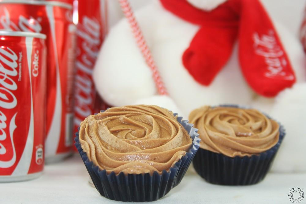 cupcakes au coca-cola