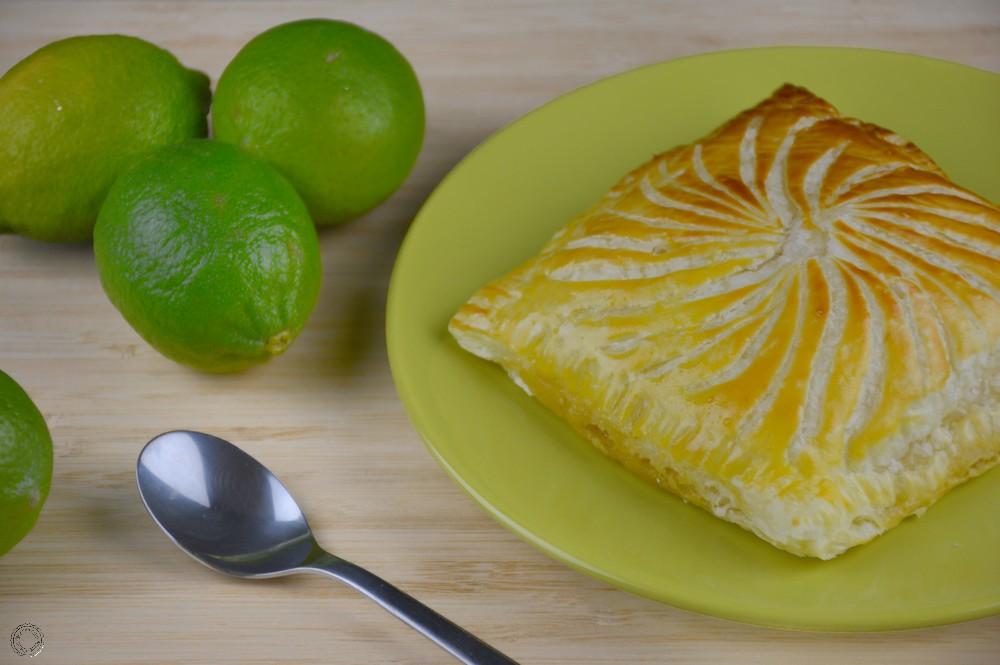 galette des rois citron vert ananas