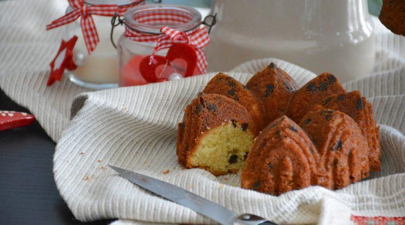 recette du bundt cake vanille et pépites de chocolat