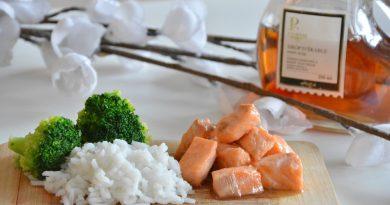 recette du saumon au sirop d'érable