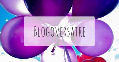Par amour des bonnes choses blogoversaire