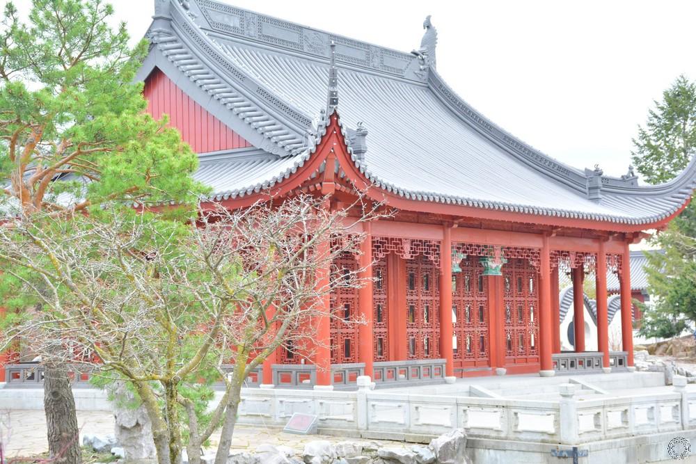 Jardin botanique Montéal