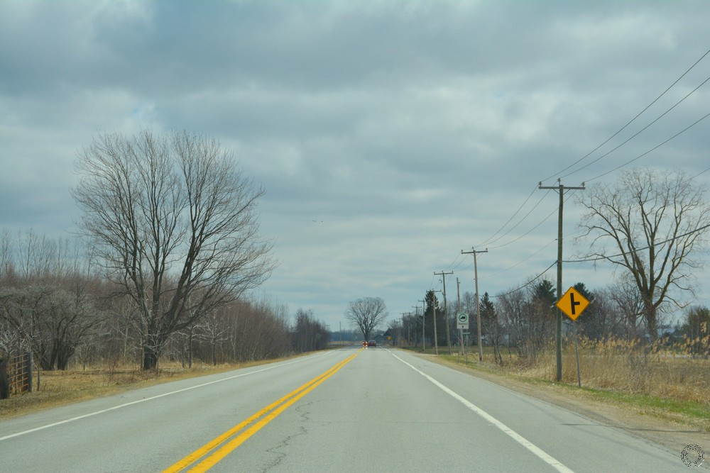 Route 138 Québec