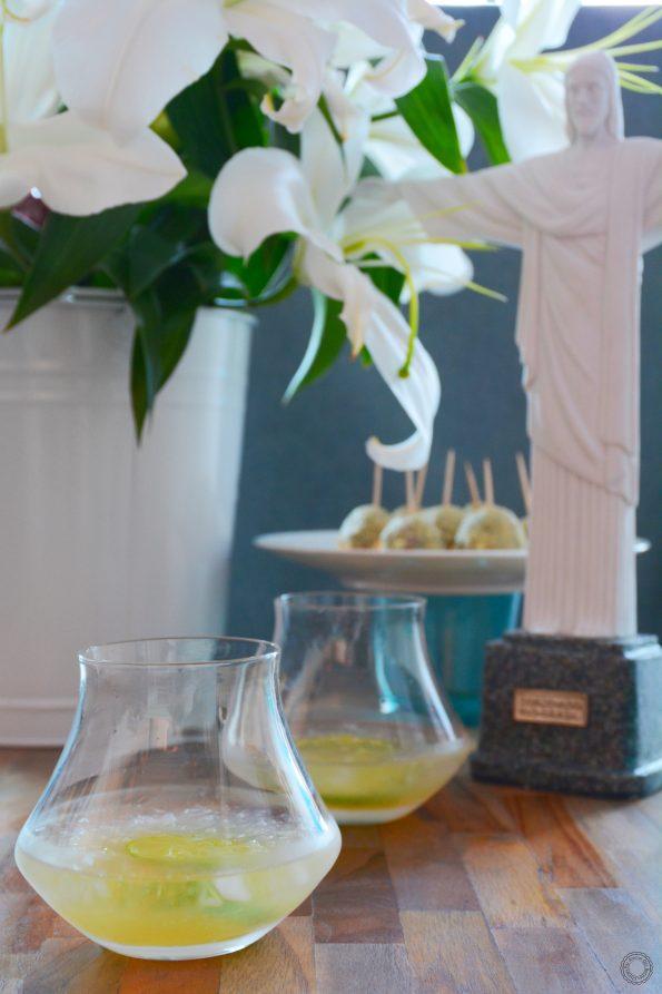 cocktail : caïpirinha