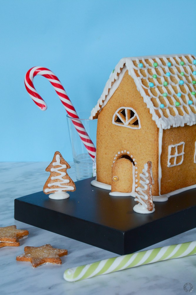 Maison en ginger bread