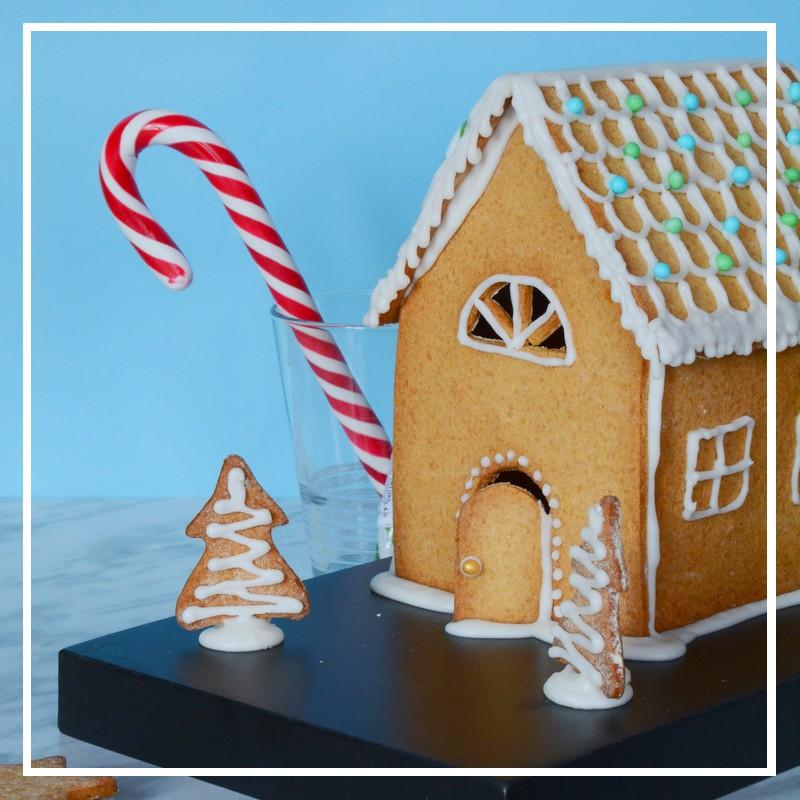 Maison en gingerbread
