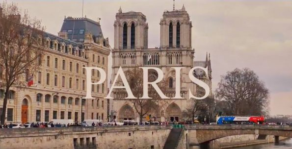week-end à Paris