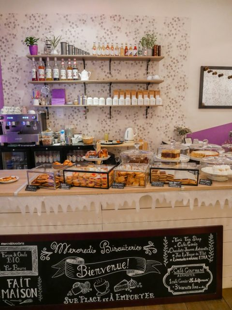 Salon de thé Lyon