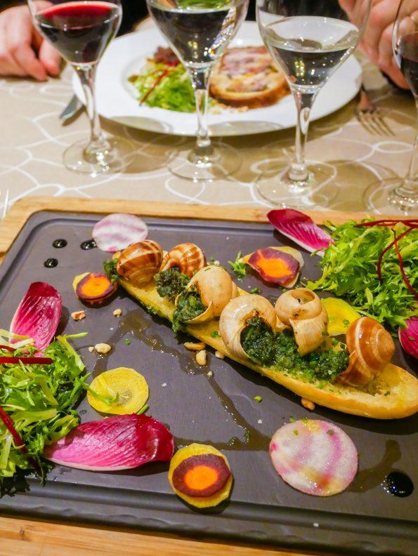 Restaurant le Vivarais Lyon