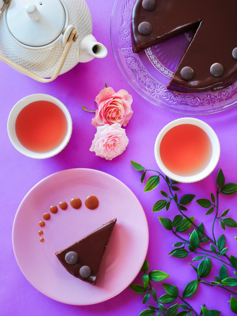 recette du gâteau au chocolat au mascarpone