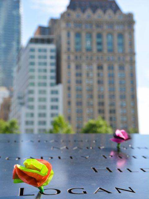 Mémorial du 11 septembre 2001